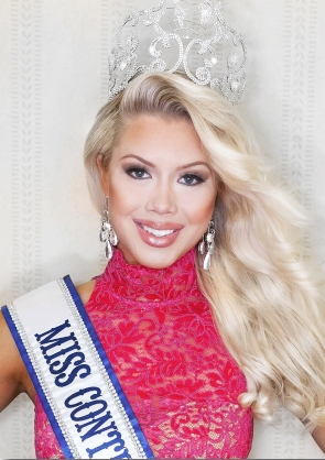 IDA OVMAR IS MISS UNIVERSE SWEDEN 2016!